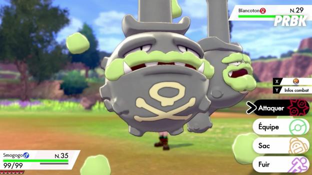 Pokémon Épée et Pokémon Bouclier : les nouveautés