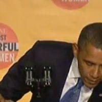 Barack Obama  ... il fait le buzz sur le net
