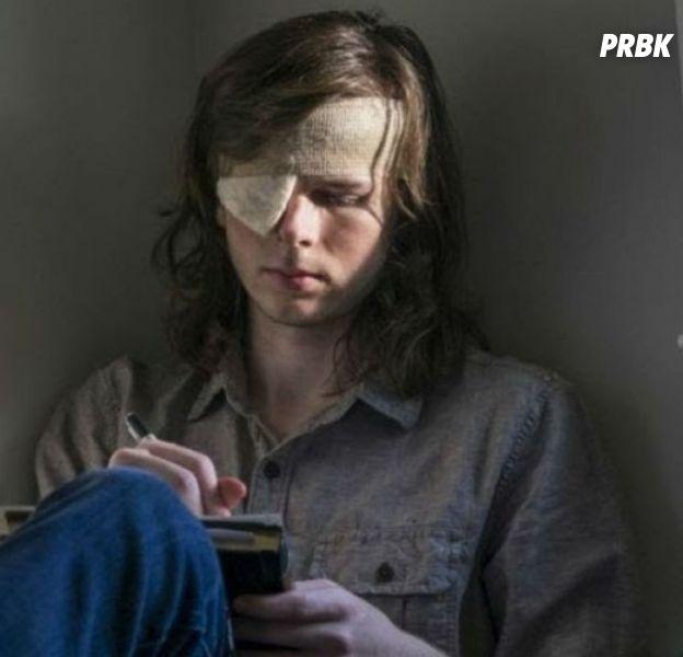 The Walking Dead : Carl présent dans les futurs films avec Rick ?Chandler Riggs ouvre la porte