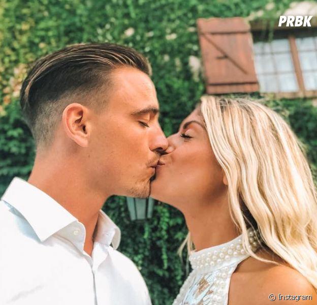 """Elsa Dasc fiancée à son petit ami Arthur : """"J'ai dit oui à cet homme d'exception"""""""