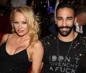 """Pamela Anderson sur l'infidélité d'Adil Rami : """"Je le savais depuis le début"""""""
