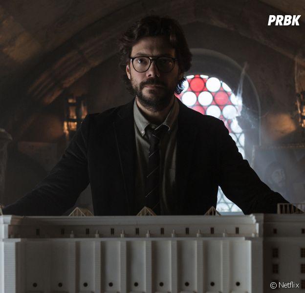 La Casa de Papel saison 4 : Alvaro Morte prêt à quitter la série ?