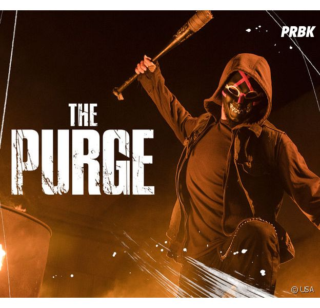 The Purge saison 1 : la série adaptée d'American Nightmare dispo en DVD et Blu-Ray