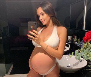 Nabilla Benattia maman : elle a accouché de son premier enfant