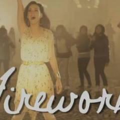 Katy Perry ... Les premières images du clip Firework