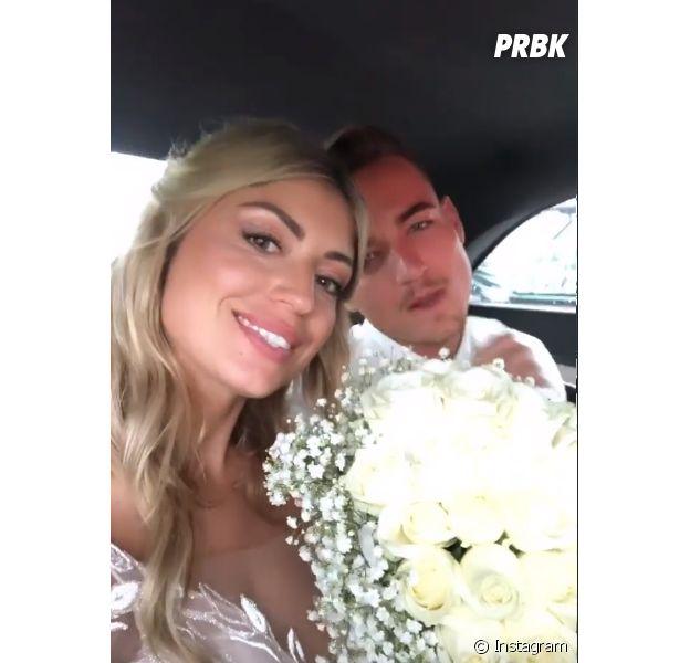Elsa Dasc mariée : elle a dit oui à son petit ami Arthur