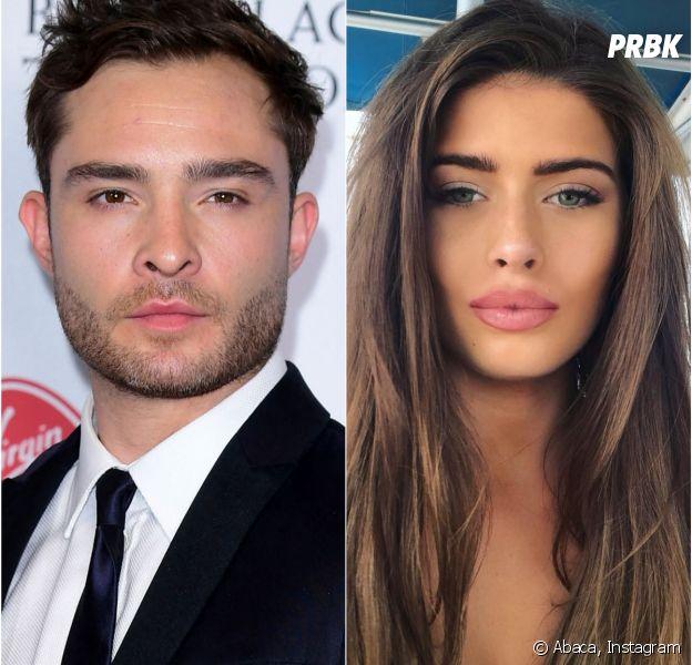 Ed Westwick en couple avec le mannequin Tamara Francesconi ?