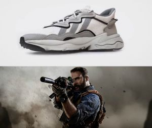 Jouez à Call of Duty : Modern Warfare et tentez de gagner des sneakers Kingslayer Ozweego de la collab adidas x Pusha T