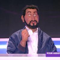 Cyril Hanouna : face à sa marionnette, il relance l'idée d'un retour des Guignols de l'info sur C8