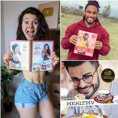 Juju FitCats, Sissy Mua, Big Will... Quand les youtubeurs sortent des livres bons pour la santé