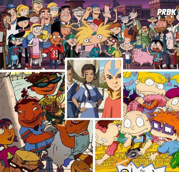 Netflix s'associe à Nickelodeon : Les Razmoket, Hé Arnold ou La Famille Delajungle relancés ?