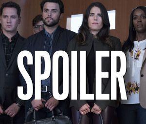 How to Get Away with Murder saison 6 : le créateur explique les chocs de l'épisode 9