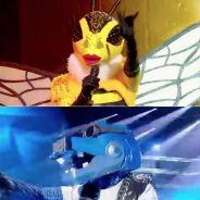 Mask Singer : le dino et l'abeille éliminés, découvrez leur identité
