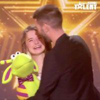 La France a un incroyable talent : Cas Pucine (Capucine) grande gagnante, les internautes heureux