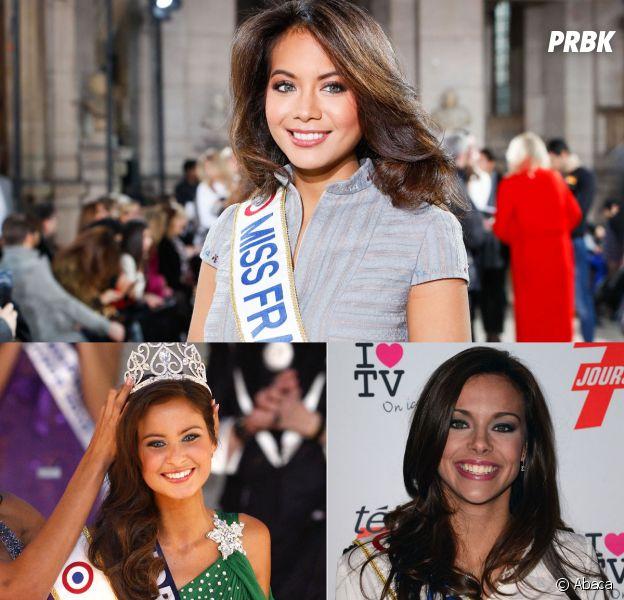 Vaimalama Chaves, Malika Ménard, Marine Lorphelin... que deviennent les anciennes Miss France ?