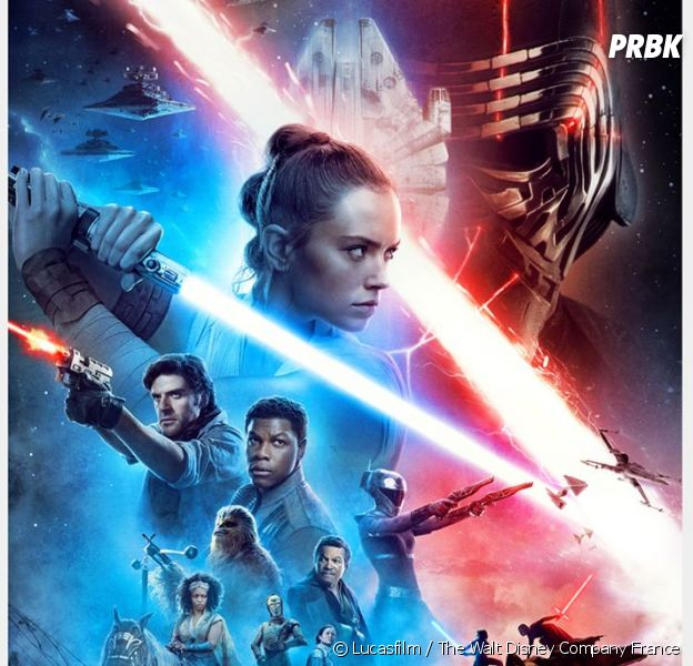 PRBK a vu Star Wars 9 : L'Ascension de Skywalker
