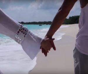 Julie Ricci enceinte de son 2e enfant, elle annonce sa grossesse en vidéo