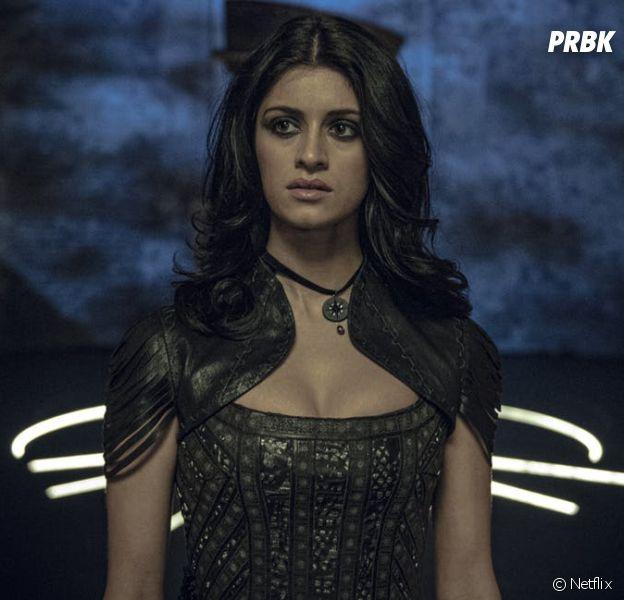The Witcher saison 1 : pourquoi Anya Chalotra (Yennefer) n'a pas utilisé de doublure pour les scènes de sexe