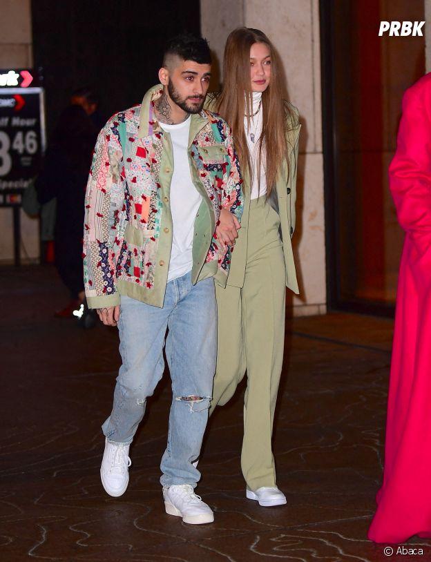 Zayn Malik et Gigi Hadid de nouveau en couple