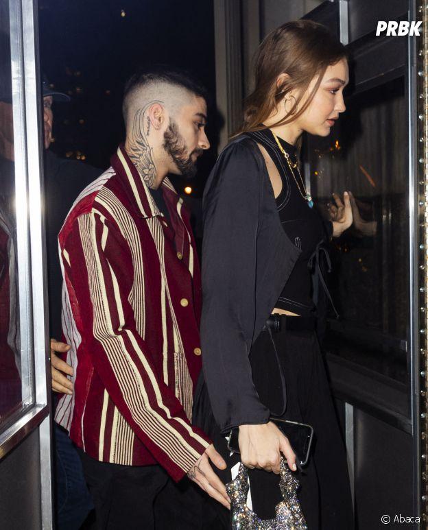 Gigi Hadid et Zayn Malik de nouveau en couple, un an après leur rupture