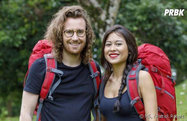 Maxime et Alizée sont dans Pékin Express All Stars
