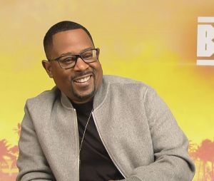 Interview Off Screen Bad Boys For Life de Martin Lawrence.