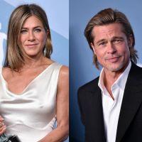 Jennifer Aniston et Brad Pitt se retrouvent aux SAG Awards : les photos enflamment la toile
