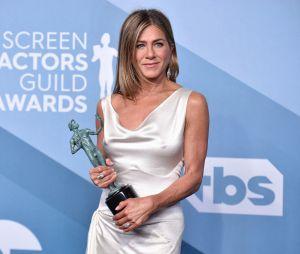 Jennifer Aniston récompensée du SAG Awards 2020 de la meilleure actrice dans une série dramatique