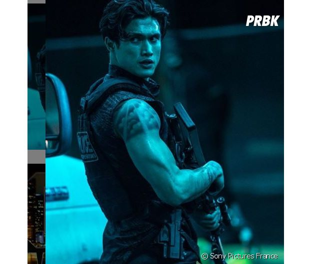 Charles Melton dans Bad Boys For Life.