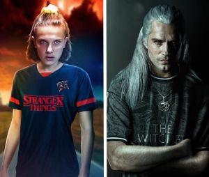 Stranger Things, The Witcher... des maillots de foot inspirés des séries cultes