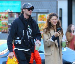 Zendaya et Jacob Elordi en couple ?