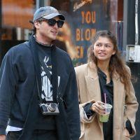 Zendaya et Jacob Elordi en couple ? Le bisou qui confirme la rumeur ❤️