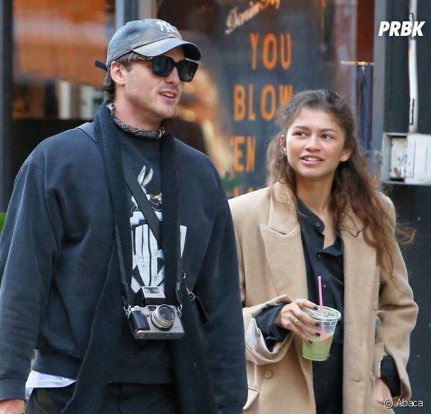 Zendaya et Jacob Elordi en couple ? Le bisou qui confirme la rumeur