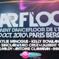 STARFLOOR ... l'évènement Dancefloor de l'année à Paris Bercy ce soir