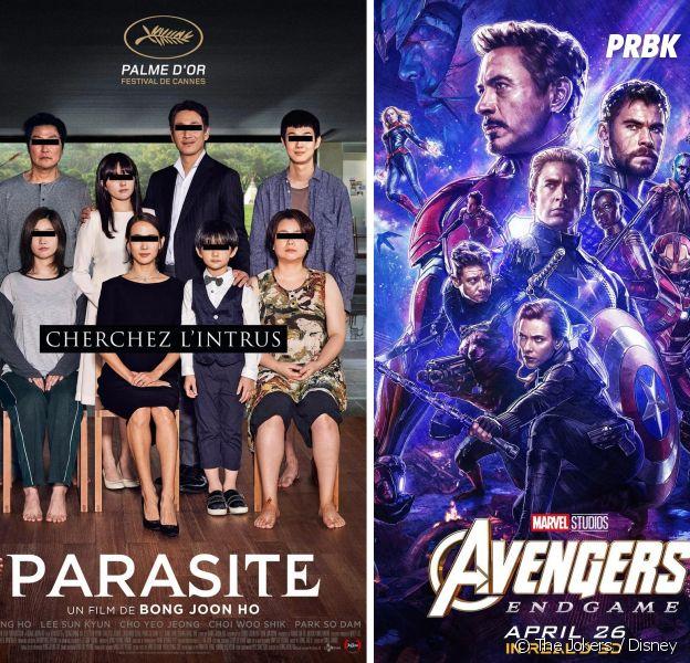 Parasite en série : une star de Avengers dans le remake du film ?