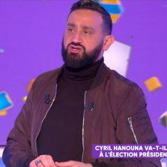 Cyril Hanouna candidat à la présidentielle de 2022 ? Il répond à la rumeur
