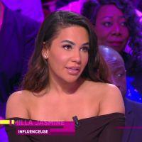 """Milla Jasmine chroniqueuse dans TPMP People : """"j'étais hyper stressée"""""""