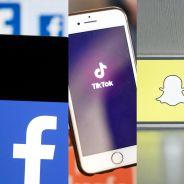Facebook reste n°1 des réseaux sociaux en France, Snapchat et TikTok cartonnent chez les jeunes
