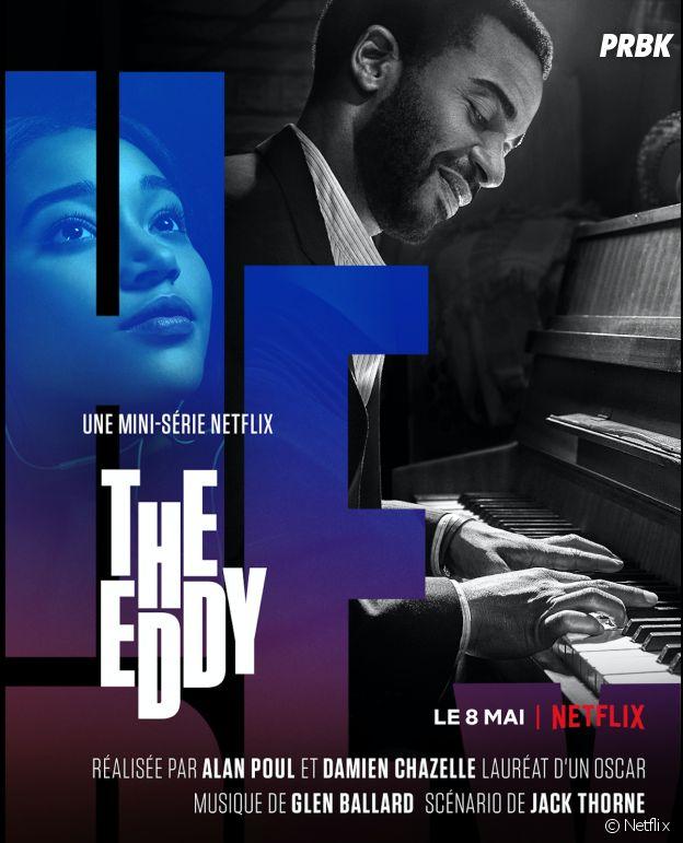 The Eddy : l'affiche de la série de Damien Chazelle disponible en mai sur Netflix