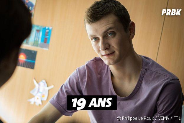 Les Bracelets rouges : quel âge à Tom Rivoire (Clément) ?