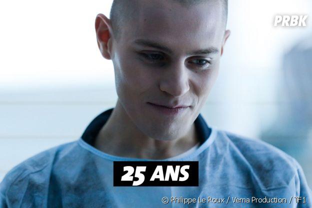 Les Bracelets rouges : quel âge à Audran Cattin (Thomas) ?