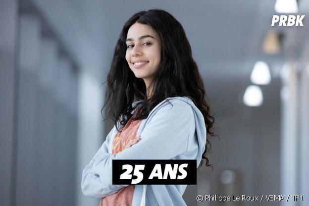Les Bracelets rouges : quel âge à Hanane El Yousfi (Nour) ?