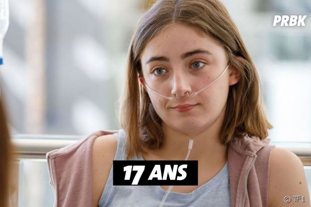 Les Bracelets rouges : quel âge à Mona Berard (Louise) ?