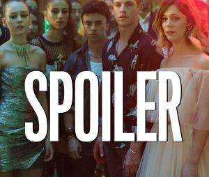 Elite saison 3 : (SPOILER) mort, les créateurs de la série expliquent ce choix