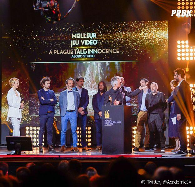 Pégases 2020 : la première cérémonie de récompenses pour les jeux vidéo dévoile son palmarès