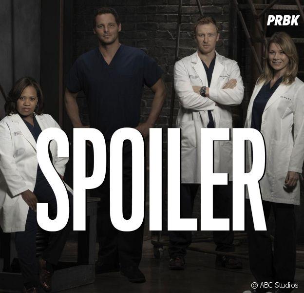 Grey's Anatomy saison 16 : qui est le père du bébé de (SPOILER) ? On a enfin la réponse