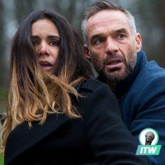 Profilage saison 10 : Rocher et Elisa en couple ? Philippe Bas et Shy'm répondent (Interview)