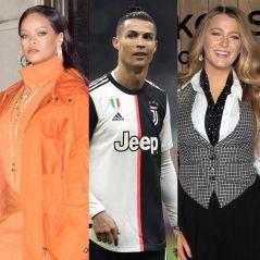 Rihanna, Cristiano Ronaldo, Blake Lively... Les stars font des dons pour lutter contre le Covid-19