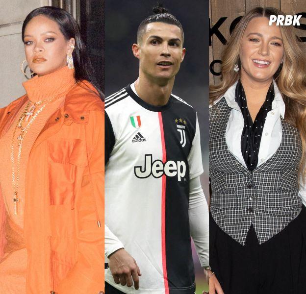 Rihanna, Cristiano Ronaldo, Blake Lively... Les stars font des dons pour lutter contre le coronavirus (Covid-19)