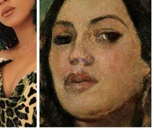 Beyoncé version Mona Lisa